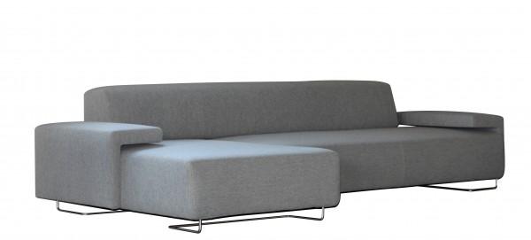 Sofa Lowland Ausstellungsstück von Moroso