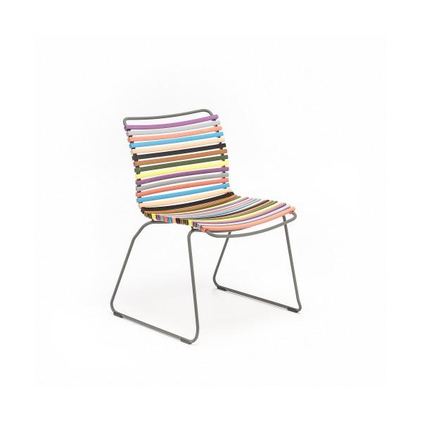 Stuhl Click Sitzschale multi color 1 Houe