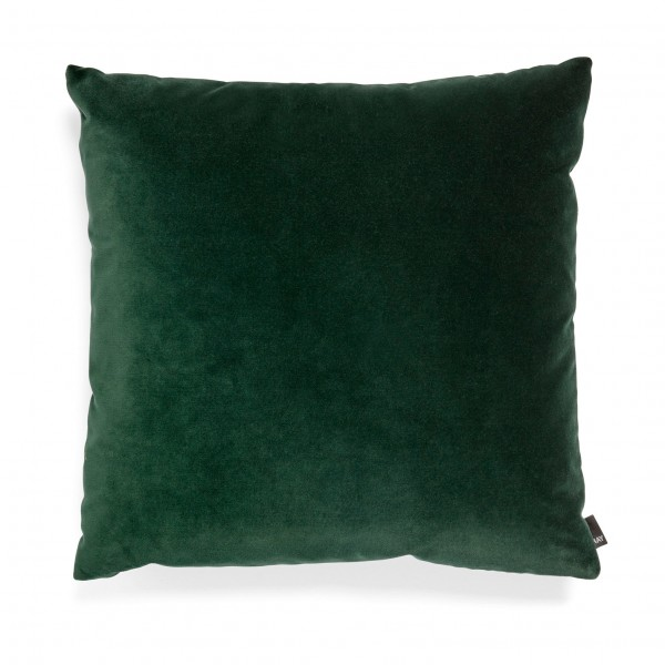 Kissen Eclectic Collection Bezug Dark green  Hay