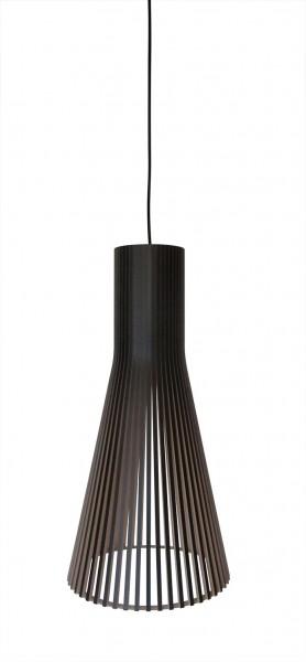 Pendelleuchte Secto 4200 von Secto Design schwarz laminiert