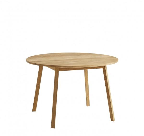 Tisch Triangle Leg Table rund Eiche geölt Hay