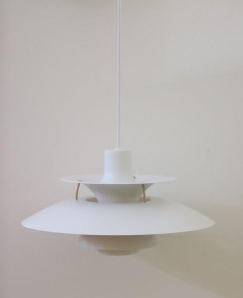 Ph 5 modern white Louis Puulsen