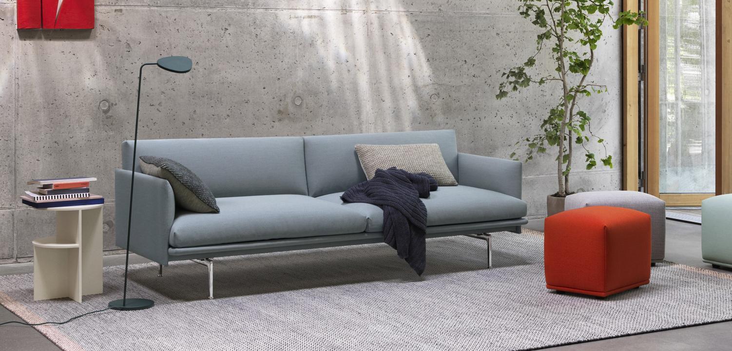 Outline-Sofa-3-Sitzer-Bezug-Steelcut-Trio-713-Gestell-Alu-poliert-Muutoq2s3MbBz3f7iv