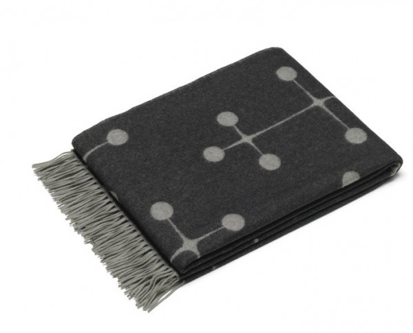 Eames Wool Blanket - Dot Pattern von Vitra