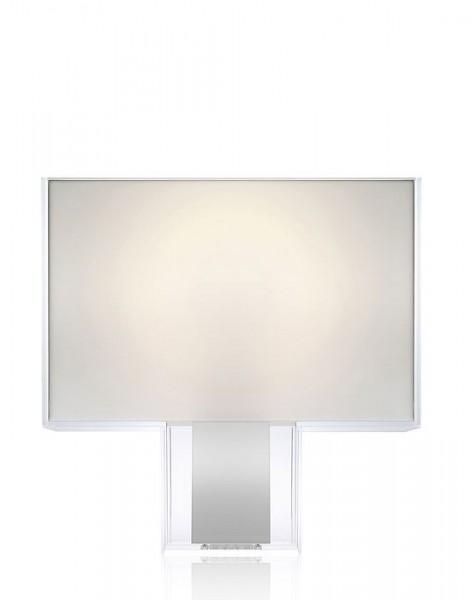 Tatì Leuchtenschirm weiß - Ausstellungsstück