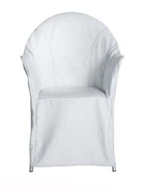 Housse Lord Yo aus sanforisierter weißer Baumwolle