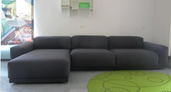Sofa Place Ausstellungsstück von Vitra