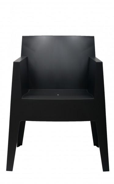 Toy von Driade in schwarz (G17) - RAL9004