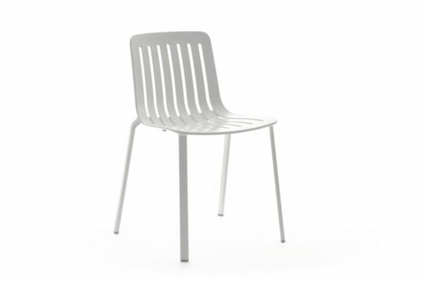 Stuhl Plato von Magis in weiß