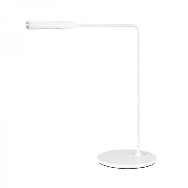 Tischleuchte Flo Desk von Lumina matt weiss