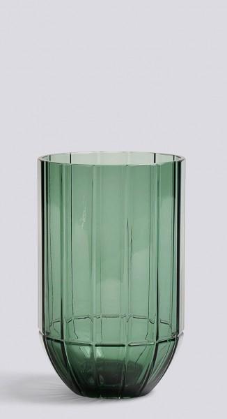 Colour Vase Größe M Farbe grün von Hay