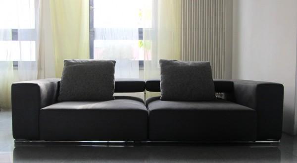 Sofa '13 Andy mit Bezugsstoff Adria anthrazit 2521153 B & B Italia - Ausstellungsstück