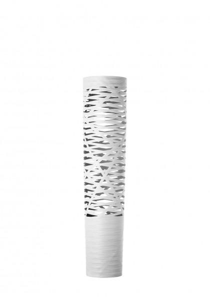 Stehleuchte Tress media terra von Foscarini in der Farbe weiß