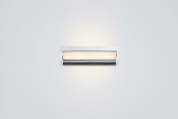 Wandleuchte SML2 Wall LED von Serien Lighting Ausführung Aluminium poliert