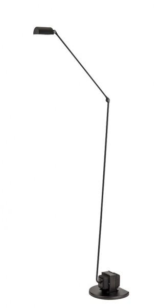 Stehleuchte Daphine Terra Classic Farbe schwarz von Lumina