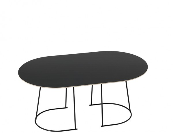 Couchtisch Airy Coffee Table medium weiß von Muuto