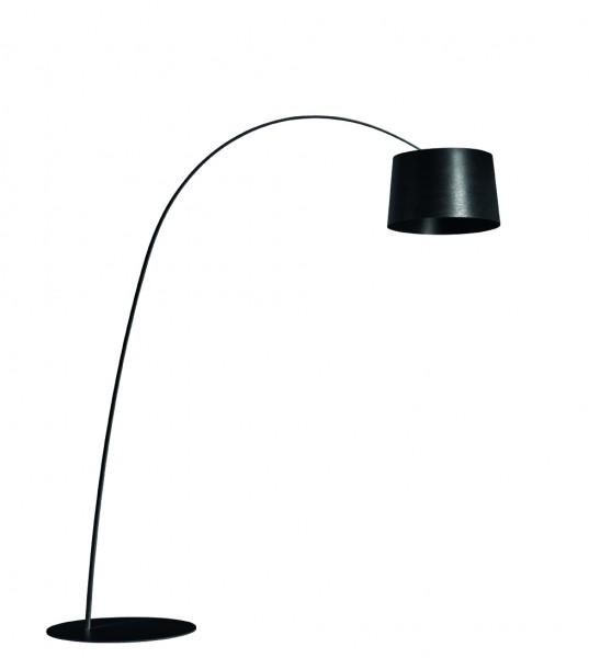 Twiggy LED Terra von Foscarini, in der Farbe schwarz, Designer
