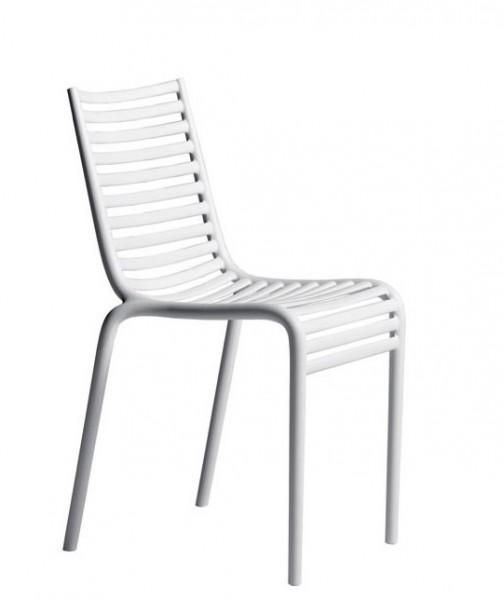 Stuhl PIP-e von Driade weiss