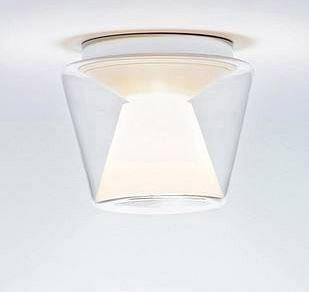 Deckenleuchte Annex Ceiling L Reflektor opal Serien.Lighing
