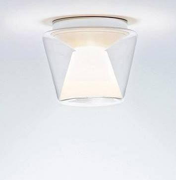 Deckenleuchte Annex Ceiling M LED von Serien.Lighting Reflektor opal