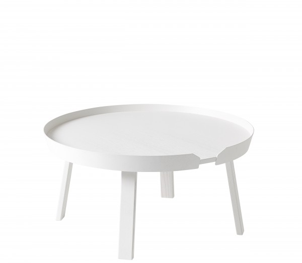 Around Coffee Table Large Muuto Couchtisch