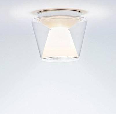 Deckenleuchte Annex Ceiling S LED von Serien.Lighting Reflektor opal