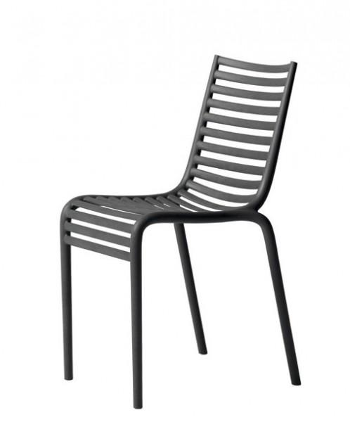 Stuhl PIP-e von Driade Store Farebe grau