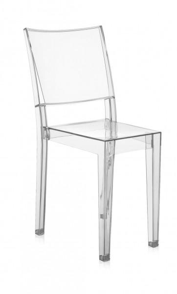 Stuhl La Marie transparent glasklar von Kartell