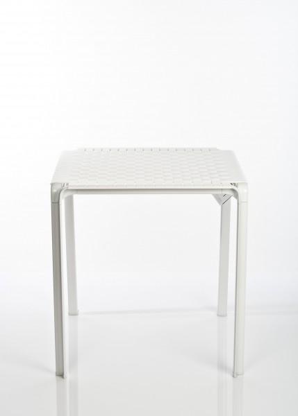 Tisch Ami Ami von Kartell in deckend glänzend weiß
