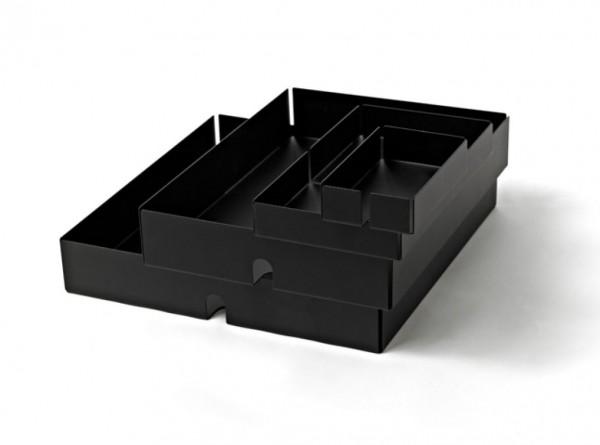 Aron Einschubboxen und Einlegeoxen zu Schreibtisch Wogg 54 Caro