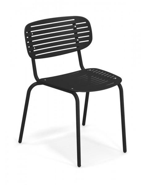 Stuhl Mom Farbe schwarz von emu