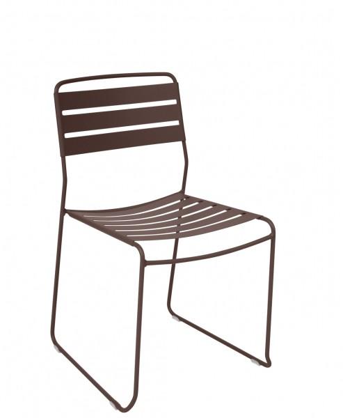 Stuhl Surprising Farbe rost von Fermob