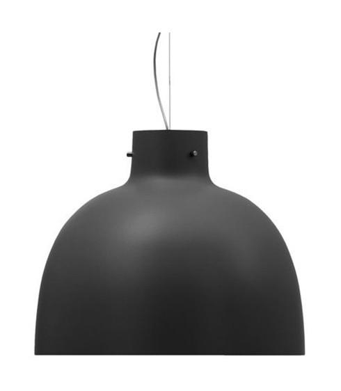 Pendelleuchte Bellissima Farbe schwarz von Kartell