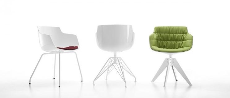 Stuehle-Flow-Chair-Slim-mit-Kunststoffschale-MDF-Italia