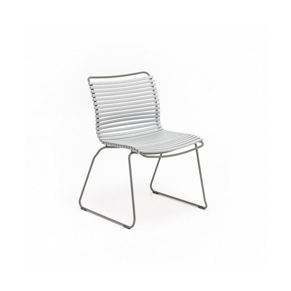 Stuhl Click Sitzschale gray Houe
