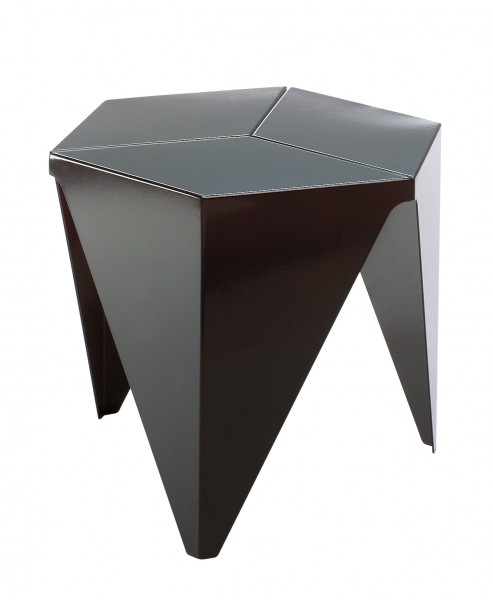 Prismatic Table schwarz von Vitra