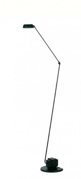 Daphine Terra LED in schwarz soft touch von Lumina