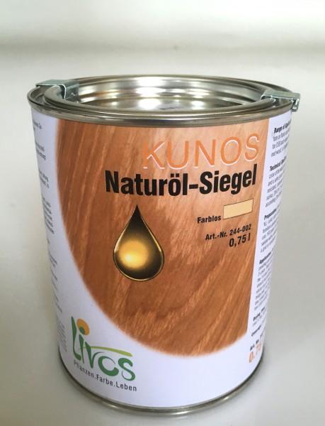 Kunos Naturöl-Siegel in Farblos 0,75 Liter