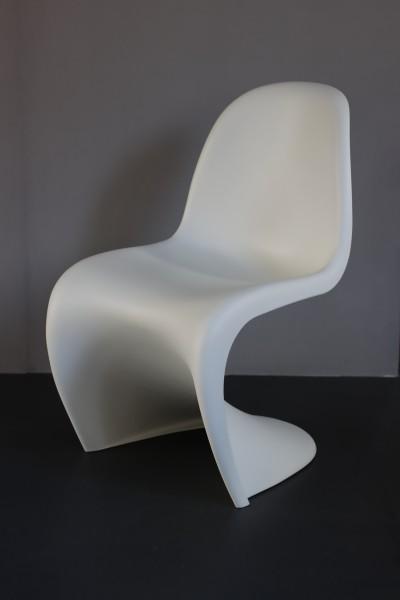 Stuhl Panton Chair Farbe weiß von Vitra