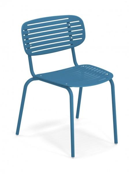 Stuhl Mom Farbe blau von emu